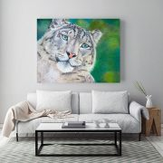 Snow-Leopard-in-situ-living-room-metal-web
