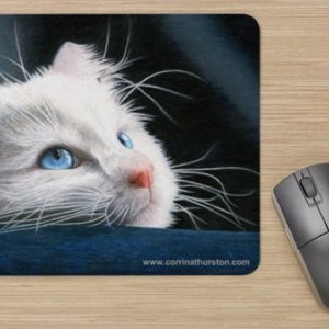 Blue-Eyed-Kitten-Mousepad