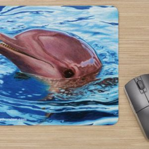 Dolphin-Mousepad