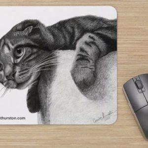 Jiggs-Mousepad