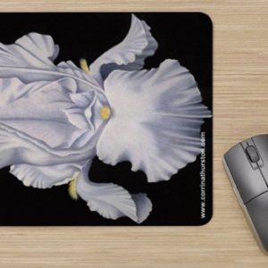 Majestic-Iris-Mousepad