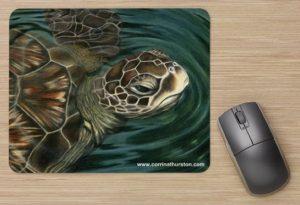 Sea-Turtle-Mousepad