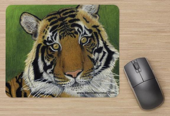 Tiger-Mousepad