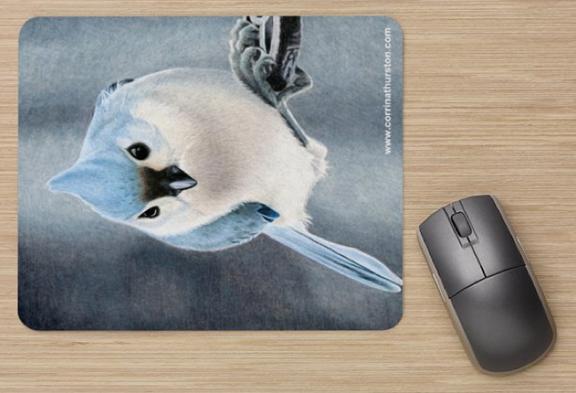 Tuffy-Mousepad