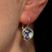 blue-iris-earring