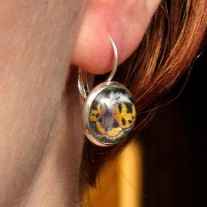 butterfly-earring