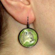 cougar-earring