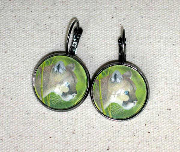 cougar-earrings