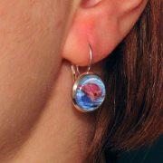 dolphin-earring