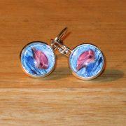 dolphin-earrings