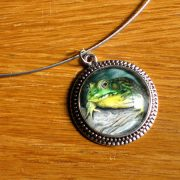 green-frog-necklace